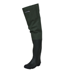Oxbow 2-Ply Rubber Boot Hip Wader