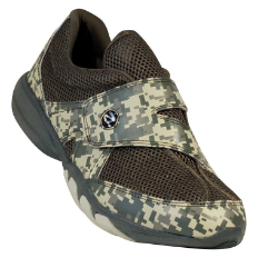 Zeko Vintage Green Camo Shoes