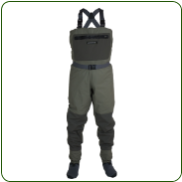 Compass 360 Breathable Chest Wader For Men