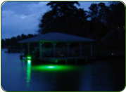 Dock Mounted Lights