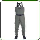 Fly Fishing Stockingfoot Chest Wader