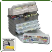 Plano Stowaway Tackle Box