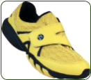 Zeko Vintage Yellow Shoes
